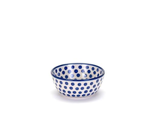 ArtyFarty Cereal Bowl - Small Blue Dot