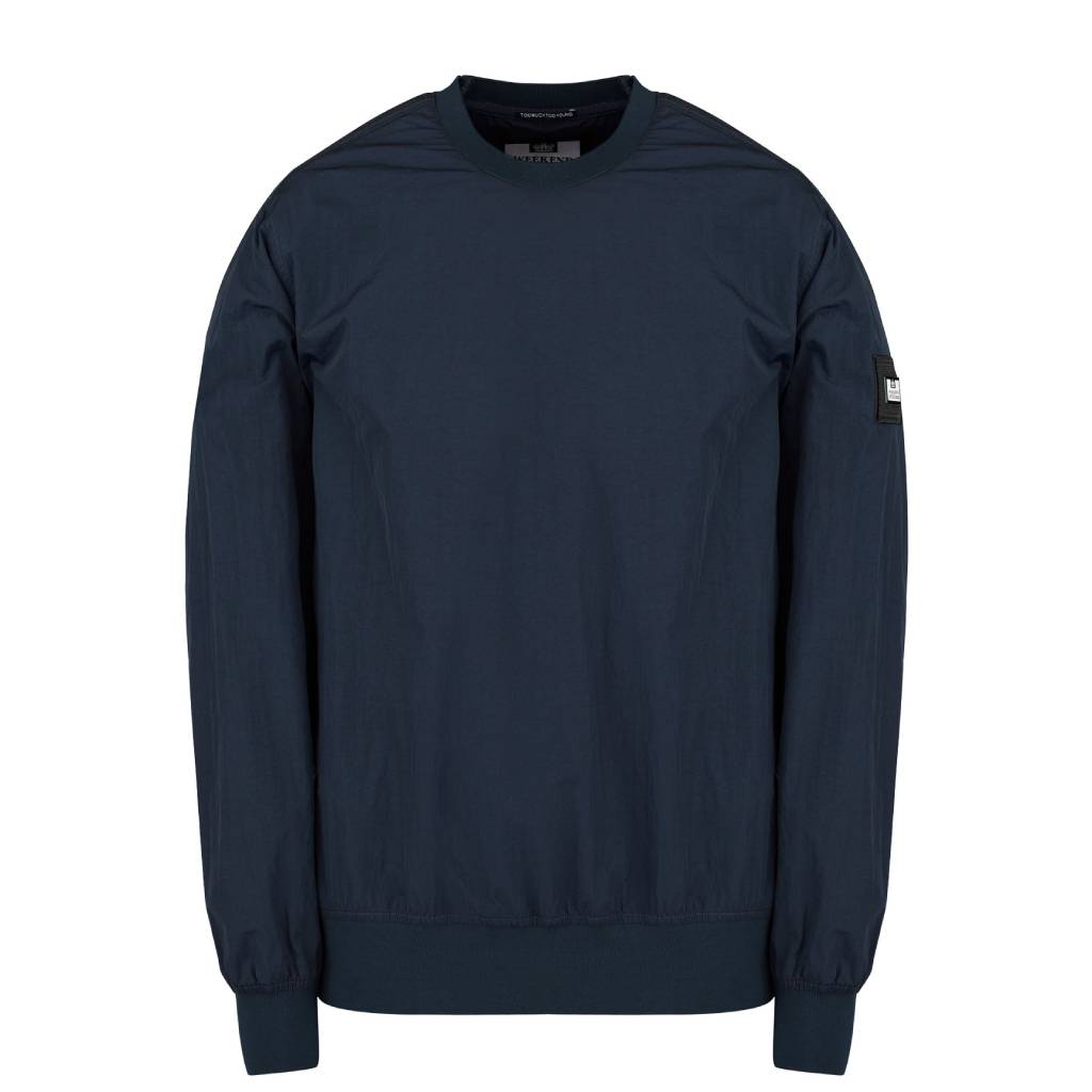Weekend Offender Conway AW20 Sweat - Navy Extra Large