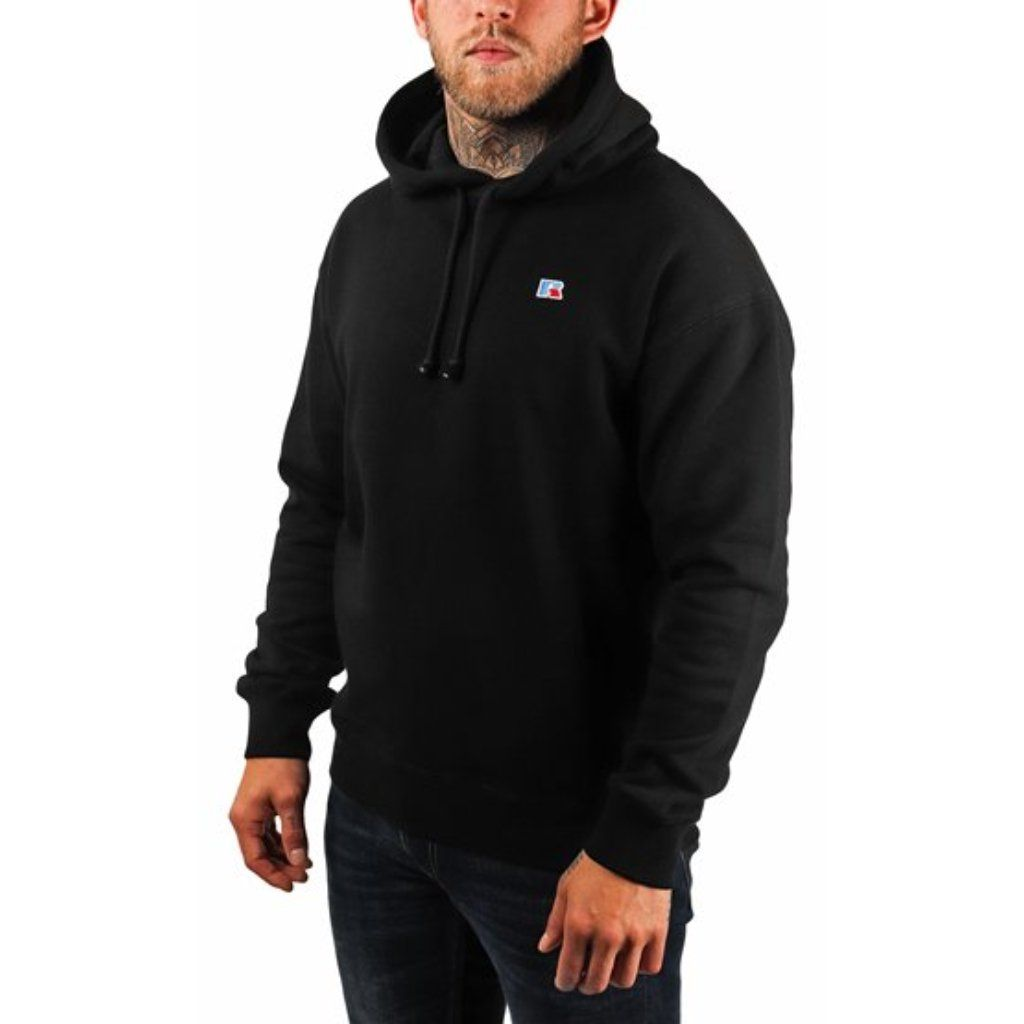 Russell Athletic Mason Hoody - Black Large