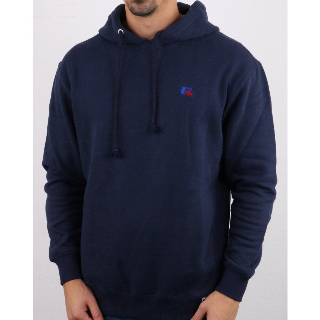 Russell Athletic Mason Hoody - Navy Small
