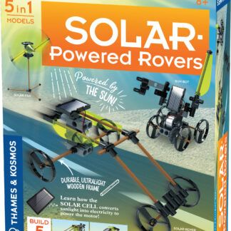 Solar Powered Rovers by Thames & Kosmos