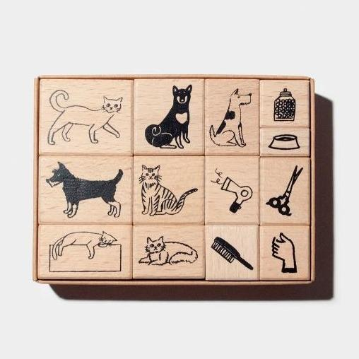 TOOLS to LIVEBY: NAHO Craftsman Stamps - Pet Groomer