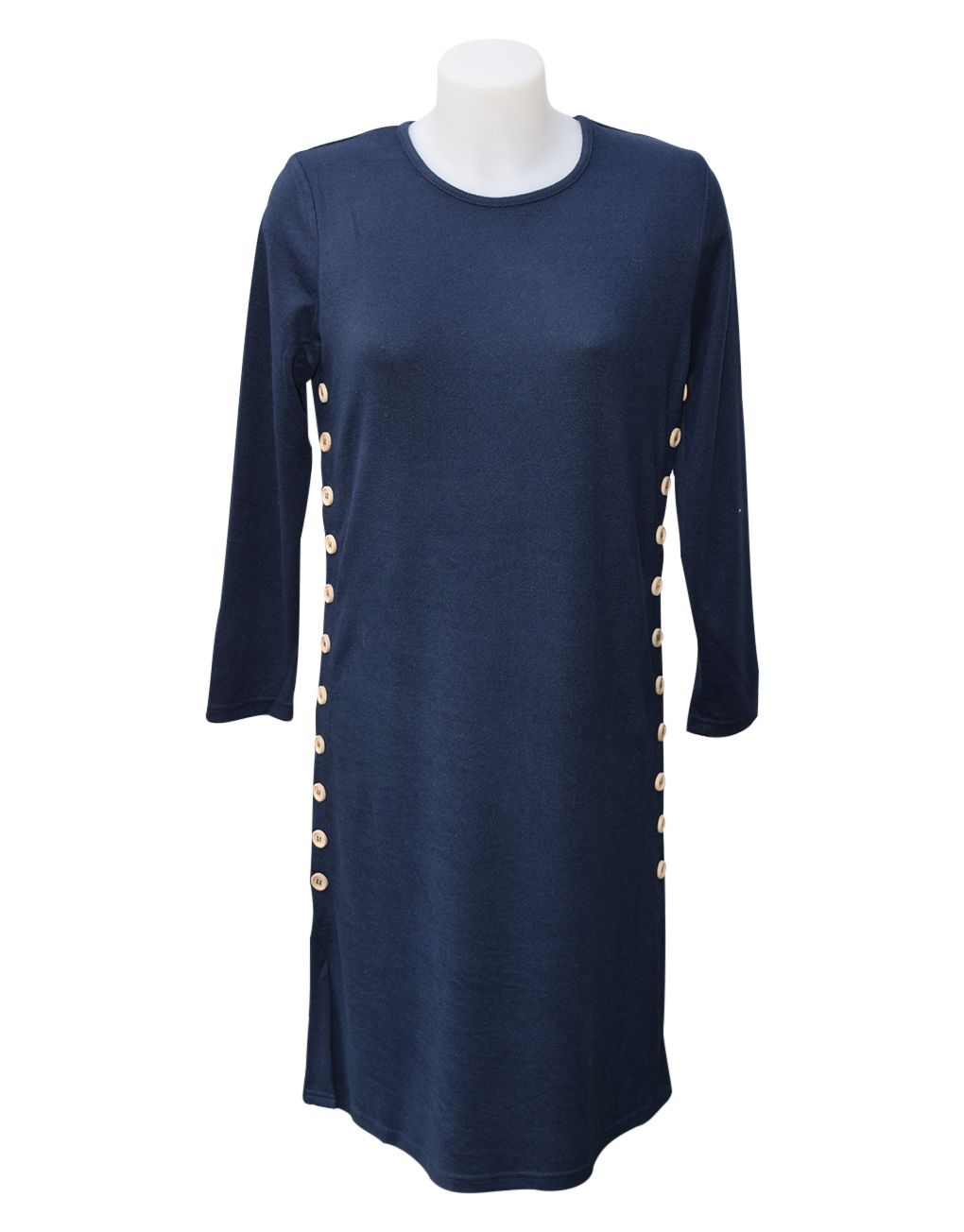 Alice Collins Winter Kylie Dress Navy 16 XL