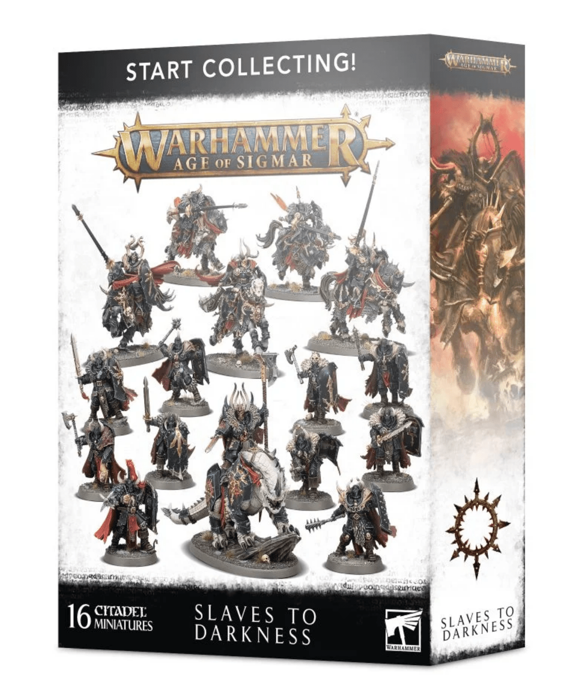 Start Collecting! - Slaves To Darkness - Warhammer Age of Sigmar