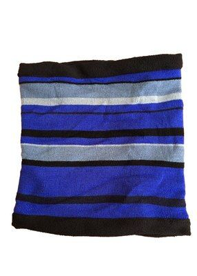 Neckwarmers - Blue Stripes
