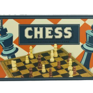 Chess by Wooden Games Workshop