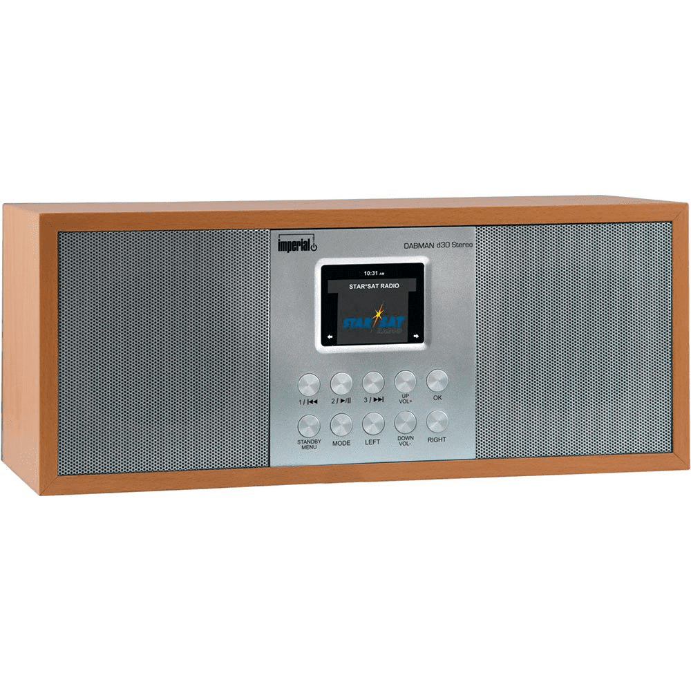 Imperial d30 Stereo beech ( UK adapter required)