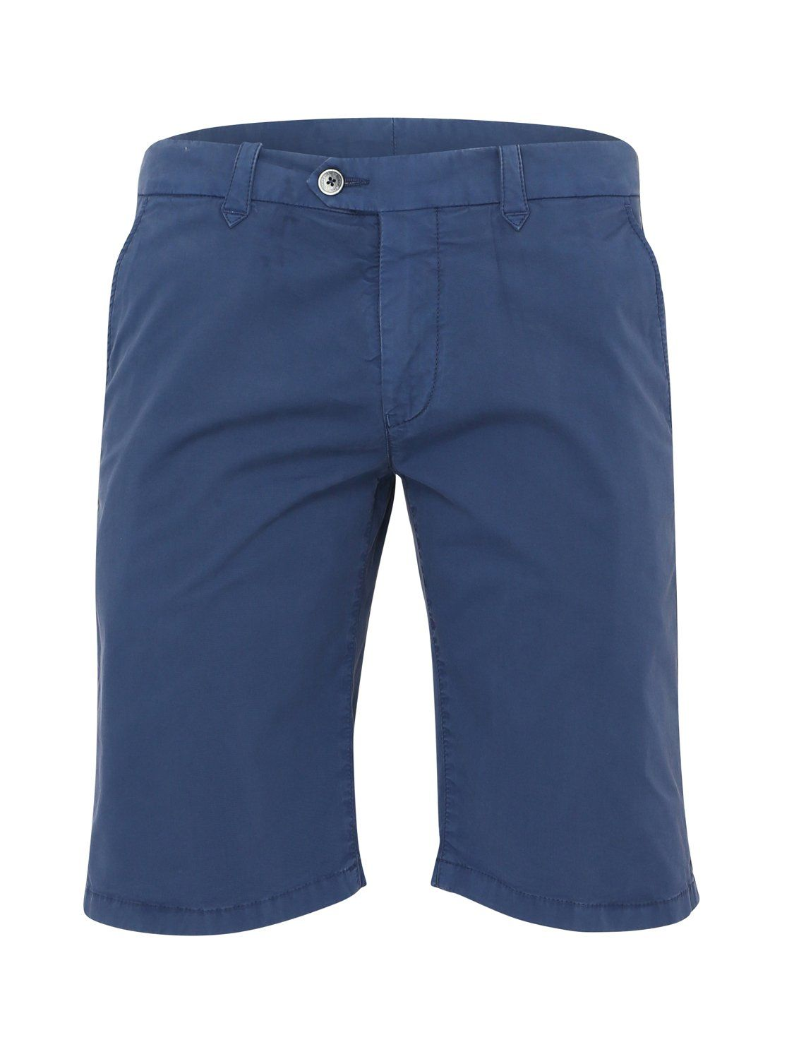 Corneliani Chino Shorts (Blue) EU 54 / UK 38
