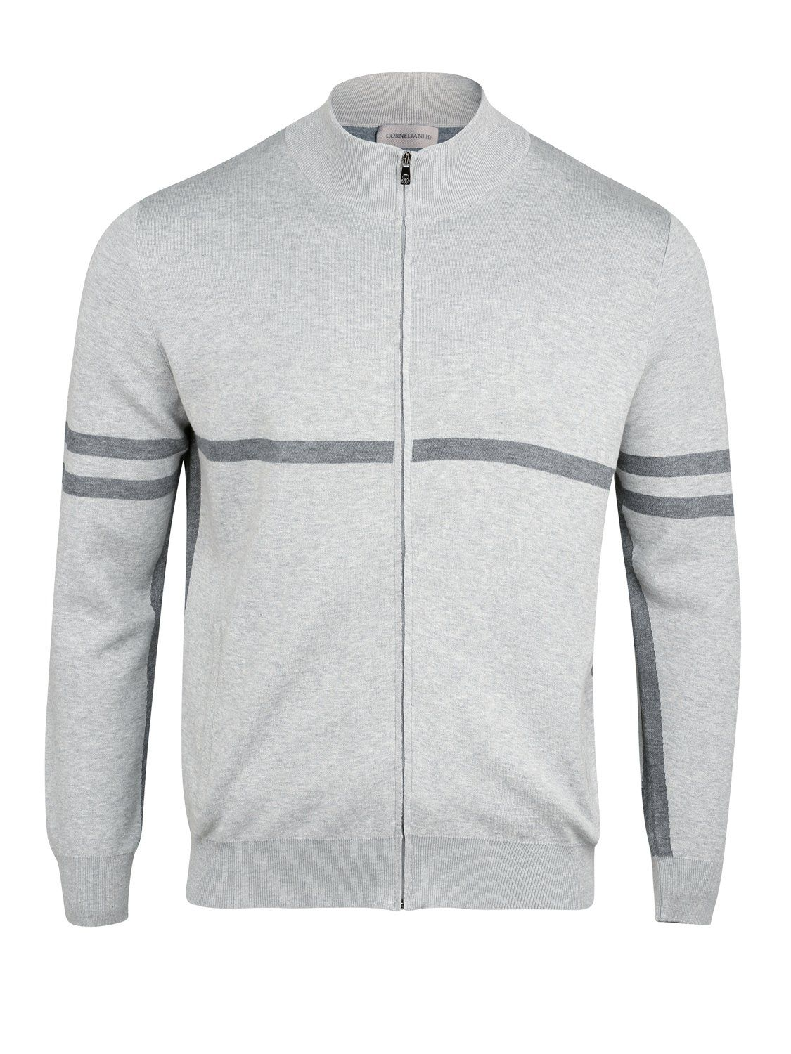 Corneliani Tracksuit Top (Light Grey) EU 50 / UK L