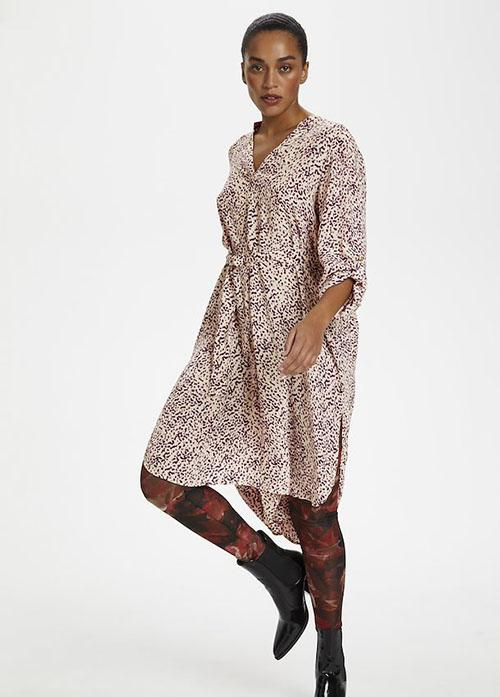 Karen By Simonsen Becky Dress Blurred dot 14