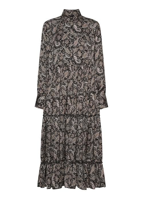 Karmamia Corinne dress  Earth Paisley XS