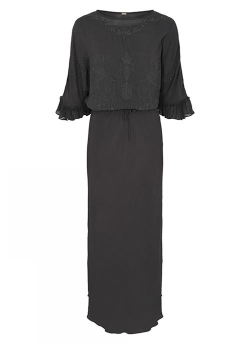 Gustav Britney bias dress Charcoal 10