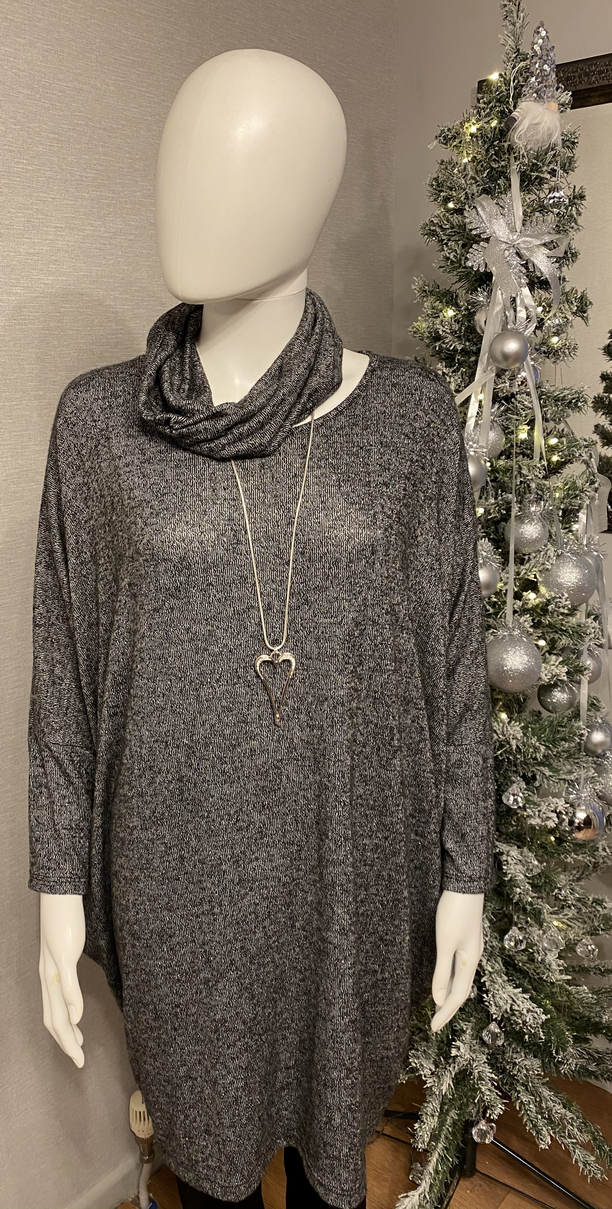 Vicky Tunic with Snood