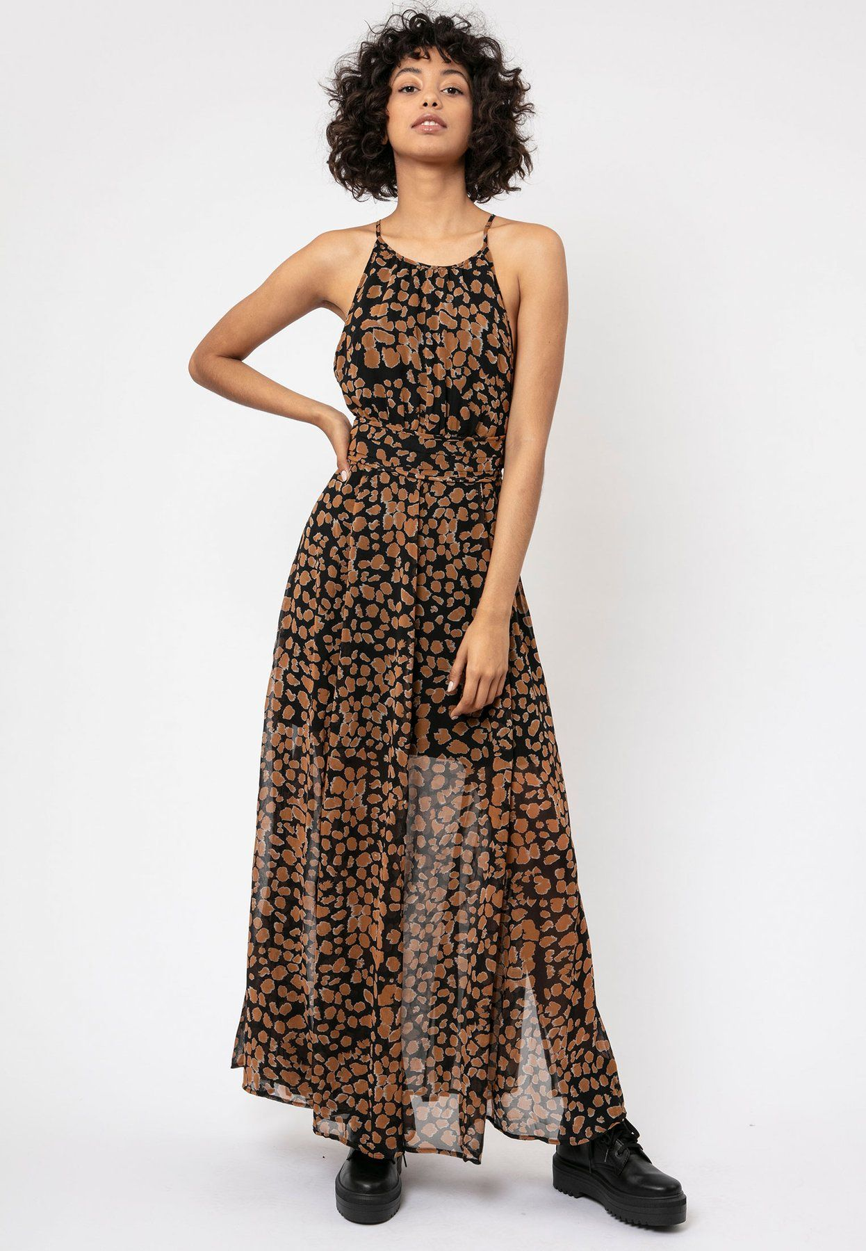 Complete Maxi Dress Galactic Print 10