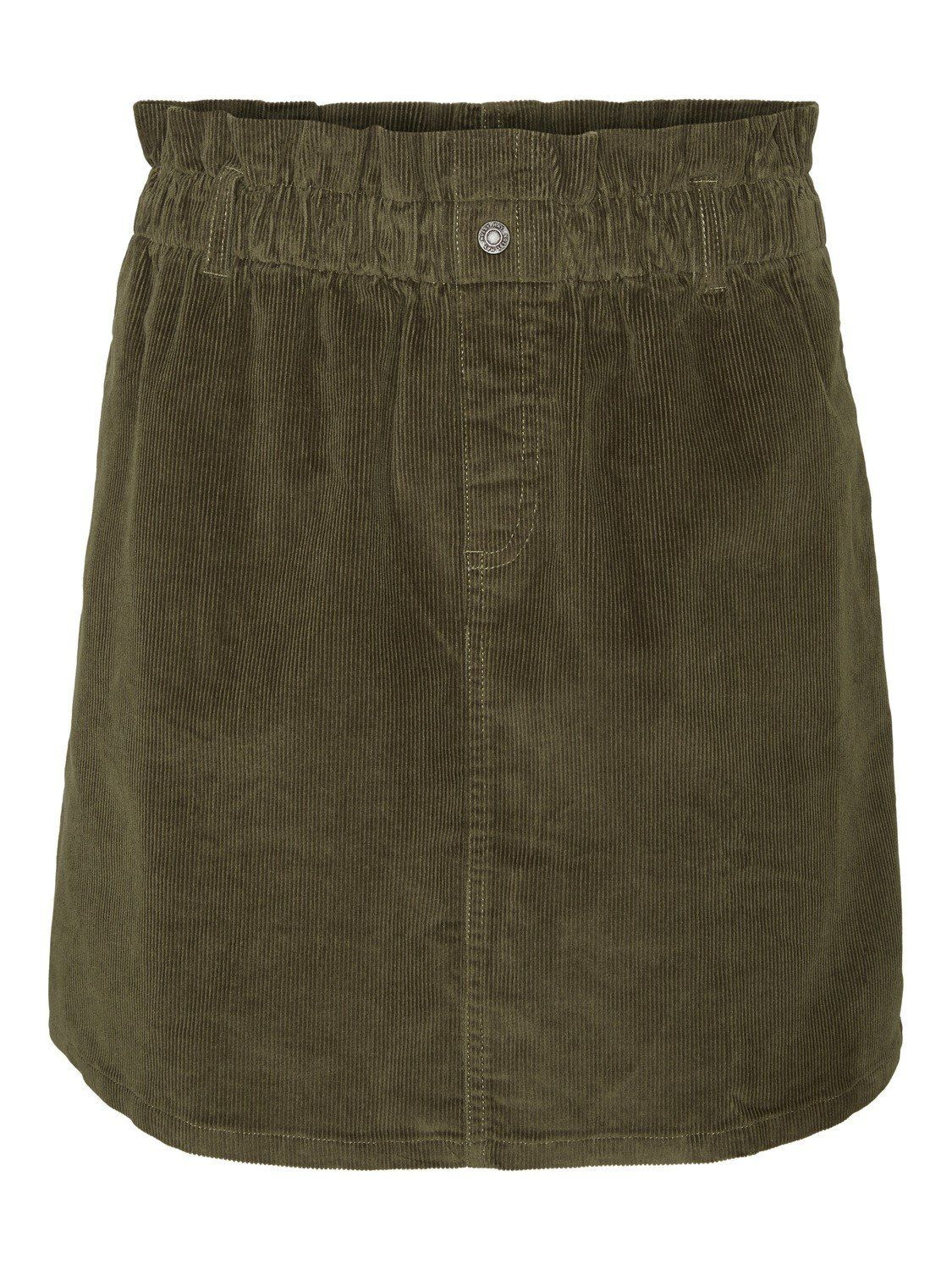 Judo Hw Paperbag Corduroy Skirt Medium