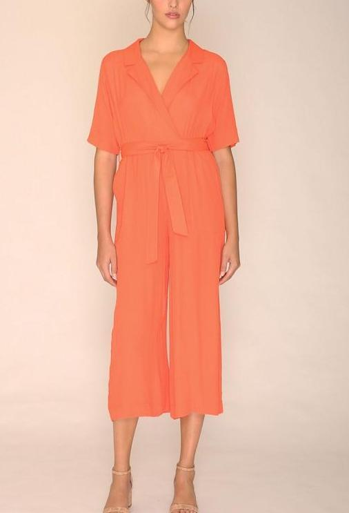 Pepa Loves Blanche Playsuit Coral XS fit 8-12
