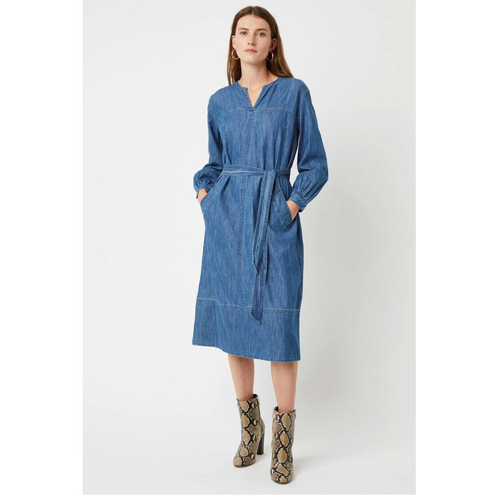 great plains malvern denim dress 8