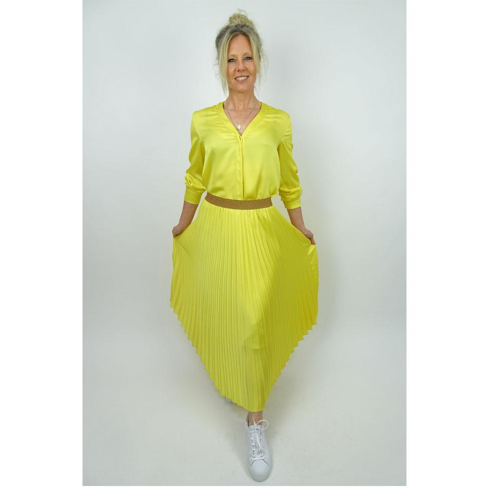 Marella Kiwi Skirt YELLOW - 8