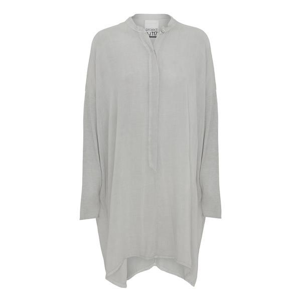 Project AJ117 Sheenah Tunic Dress - Grey M