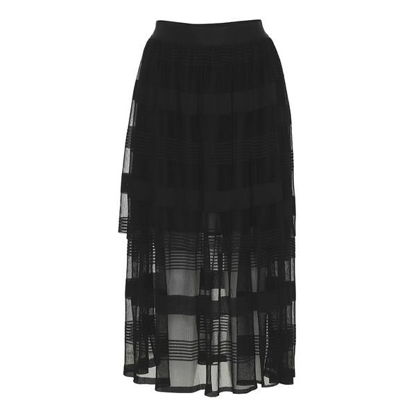 Project AJ117 Tulle Skirt - Black XS