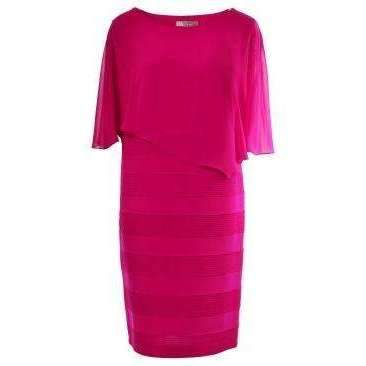 Pink Layered Dress
