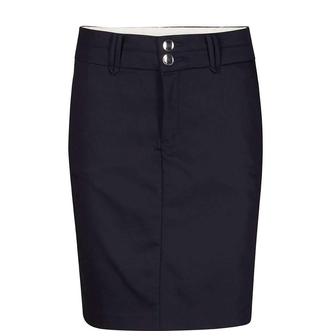 MOS MOSH Blake Night Skirt Navy 14 (40)