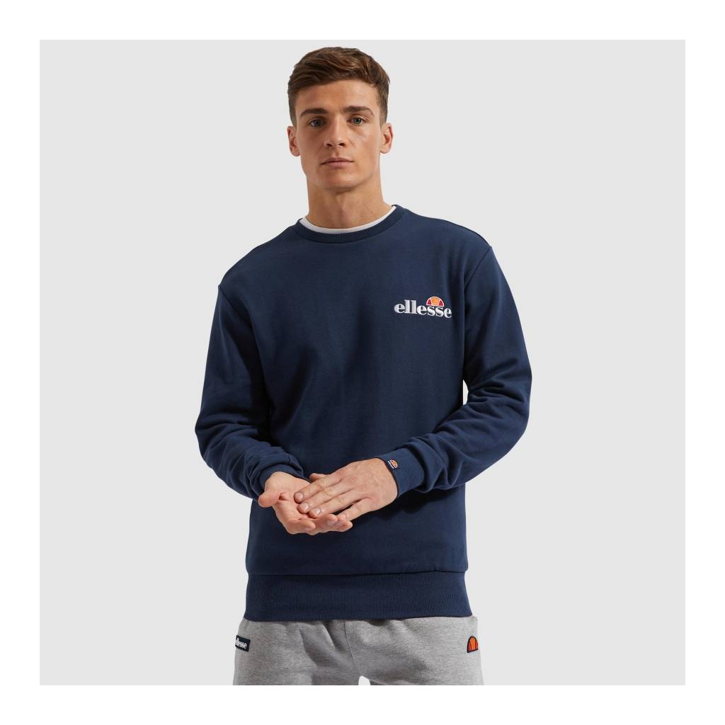ellesse Fierro Sweatshirt - Navy Medium