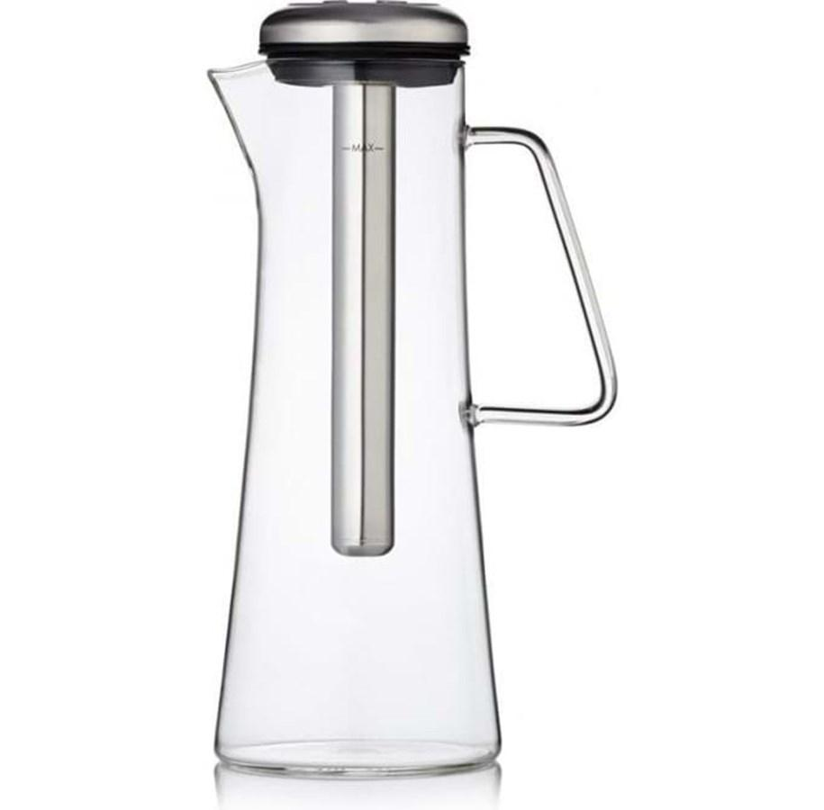 Barista & Co - Ice Bar Jug - Electric Steel