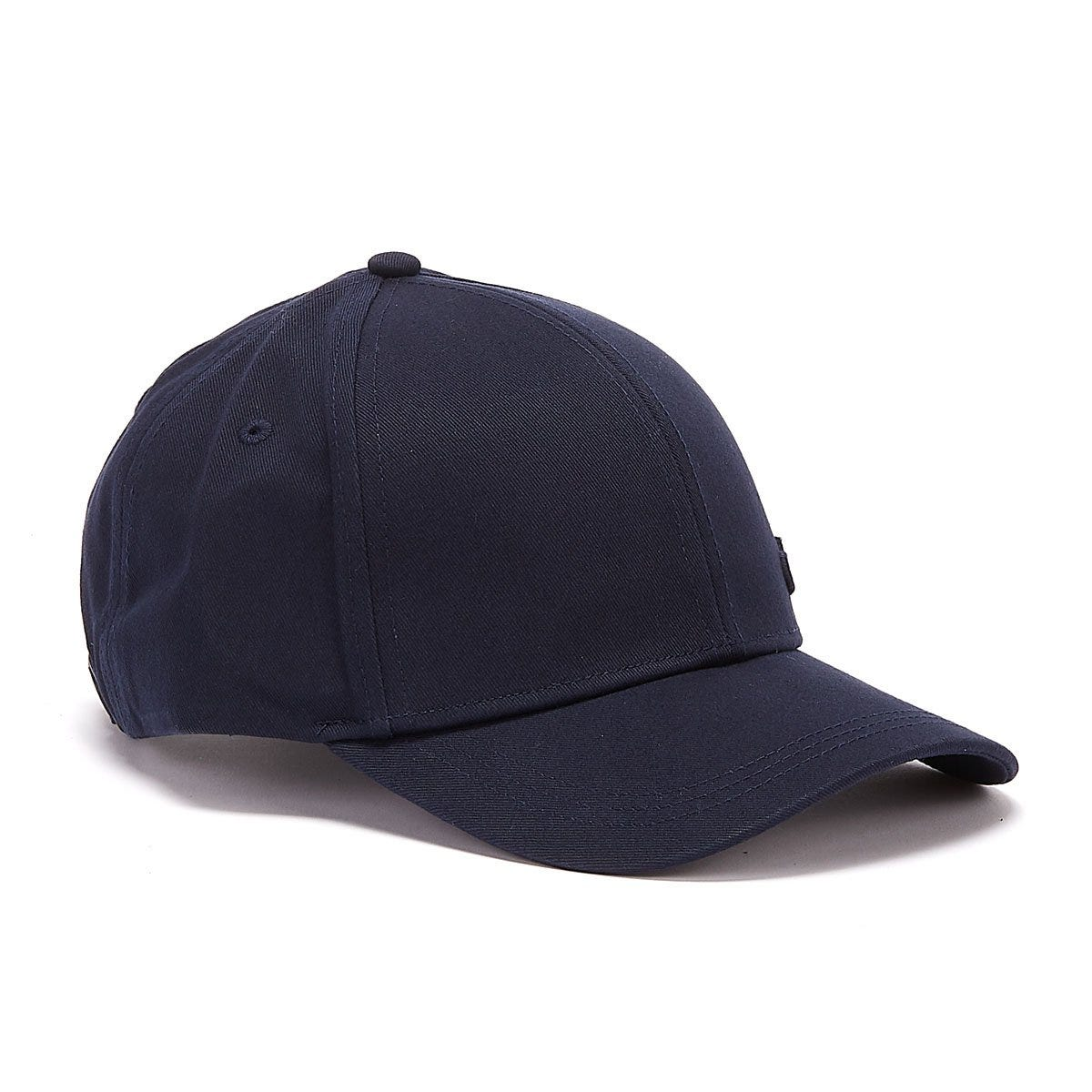 Calvin Klein Jeans Cotton Twill Navy Baseball Cap