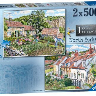 Cosy Cottage North Yorkshire by Ravensburger