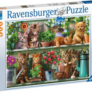 Cats on the Shelf by Ravensburger
