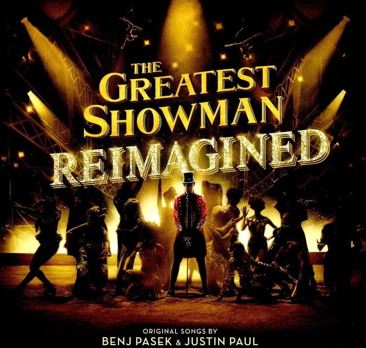The Greatest Showman: Reimagined OST LP