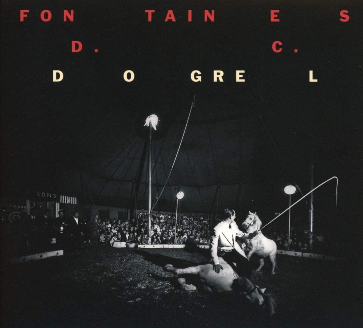 Fontaines D.C. - Dogrel CD