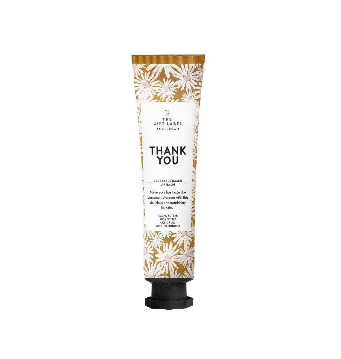 The Gift Label Thank You Lip Balm