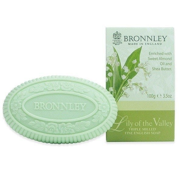 Bronnley Lily of the Valley Soap 100g