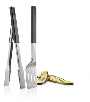 Eva Solo - BBQ Grill Set with Tongs and Spatula 44cms