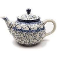 ArtyFarty Small Teapot - Forget-me-not