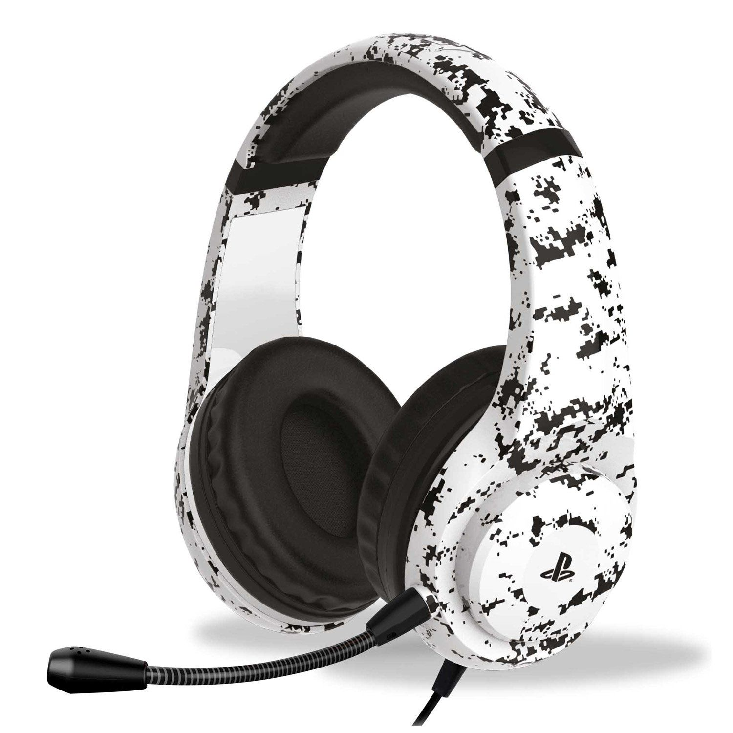 4Gamers PRO4-70 Stereo Gaming Headset (Arctic Camo)