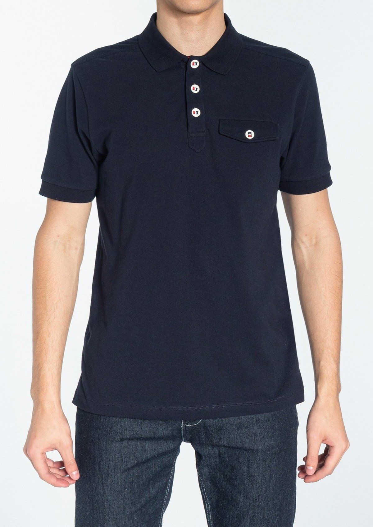 Beelsby Navy Polo Shirt XL