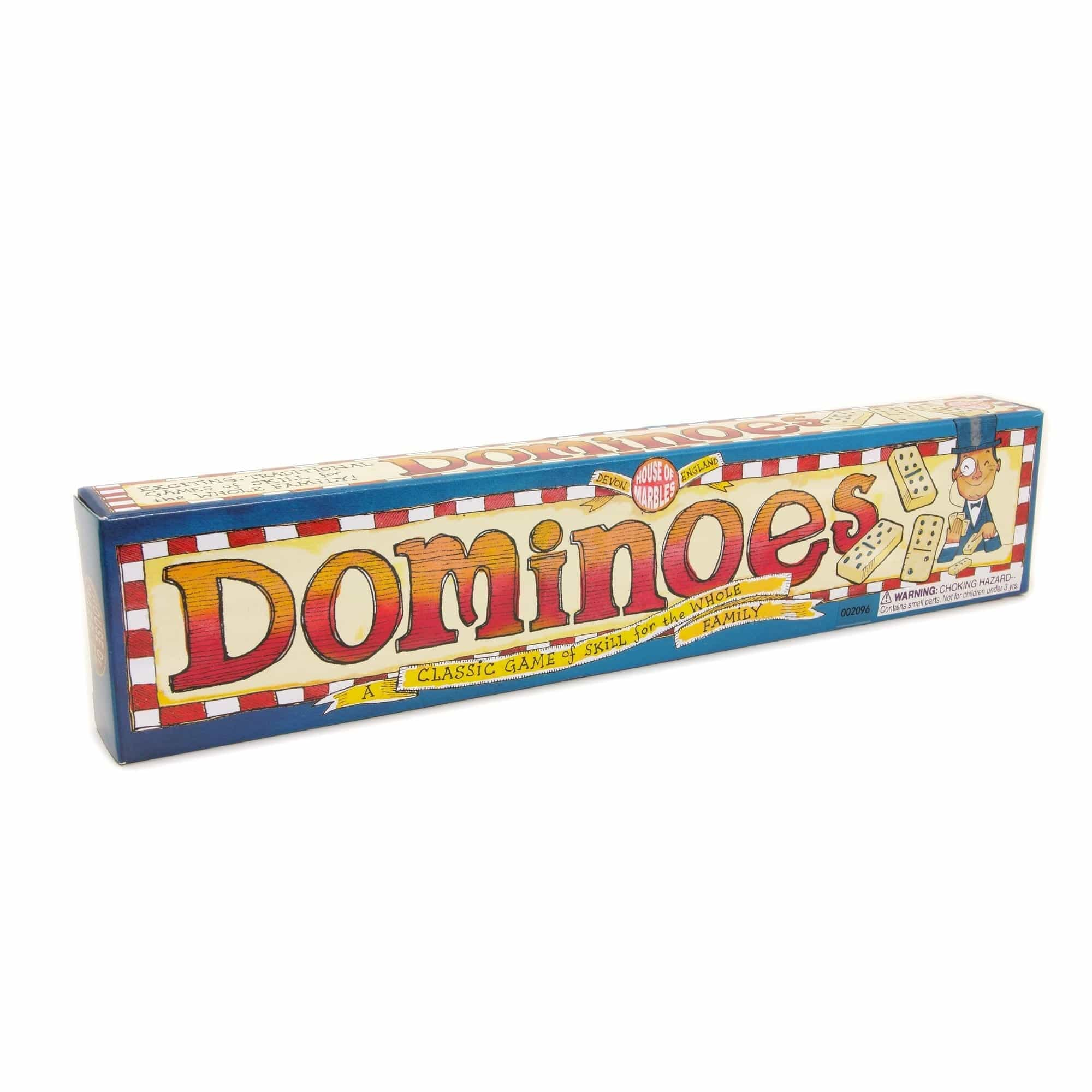 Dominoes by house of marbles great fun!