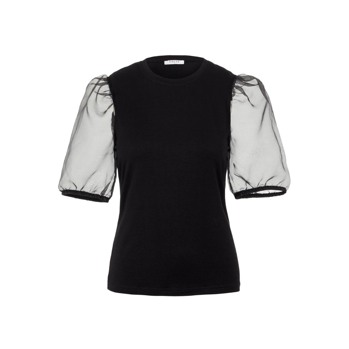 PCMulle SS Top Black