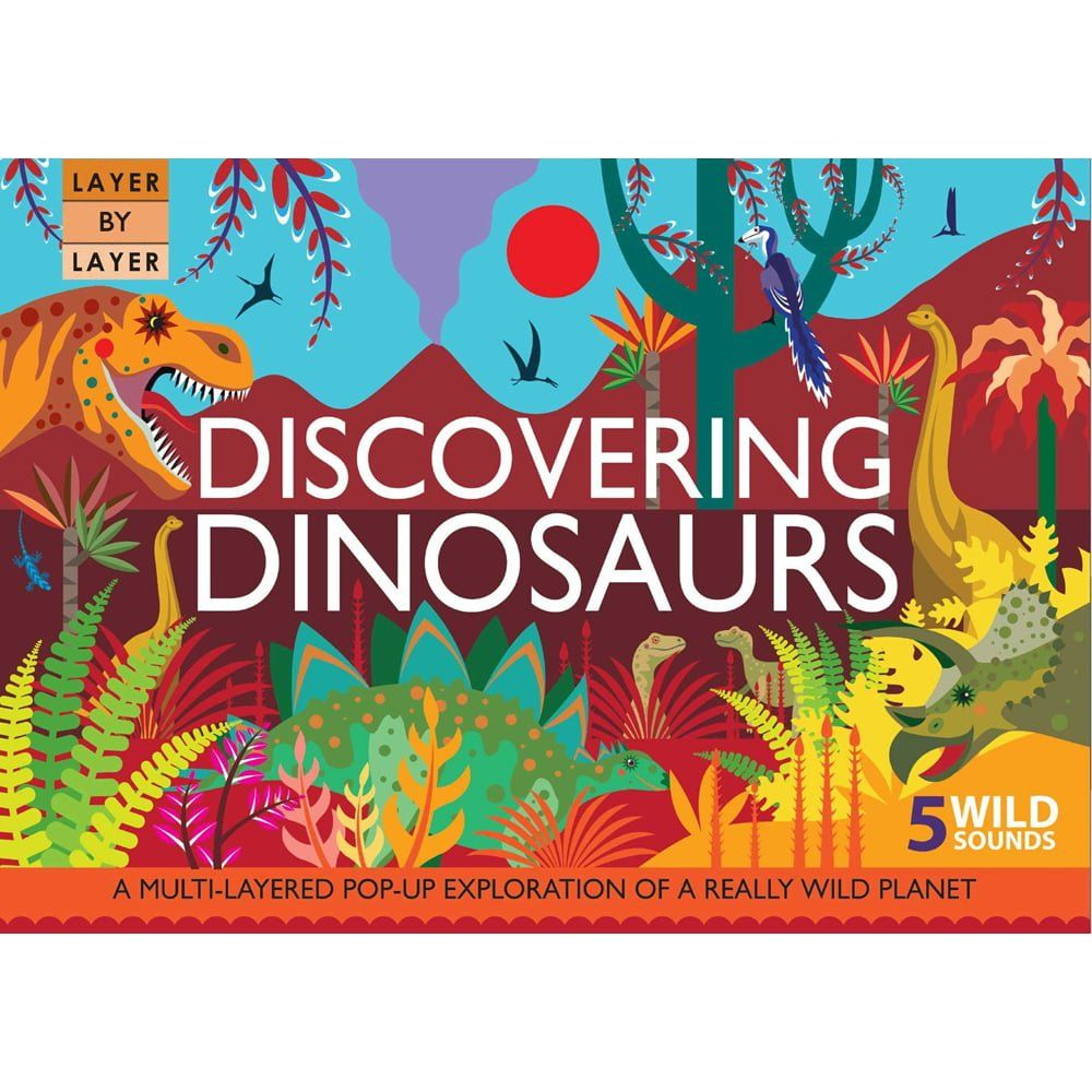 Discovering Dinosaurs Sound Book