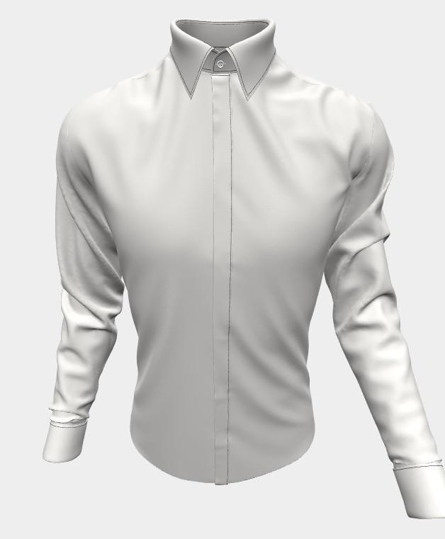 Walter's Dress Shirt