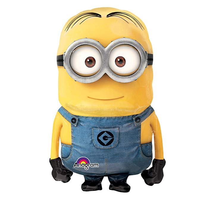 Universal Studios Despicable Me Air Walker Minion Balloon