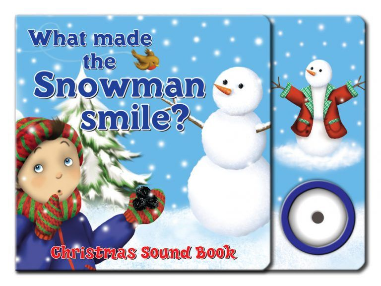 What Made The Snowman Smile by North Parade