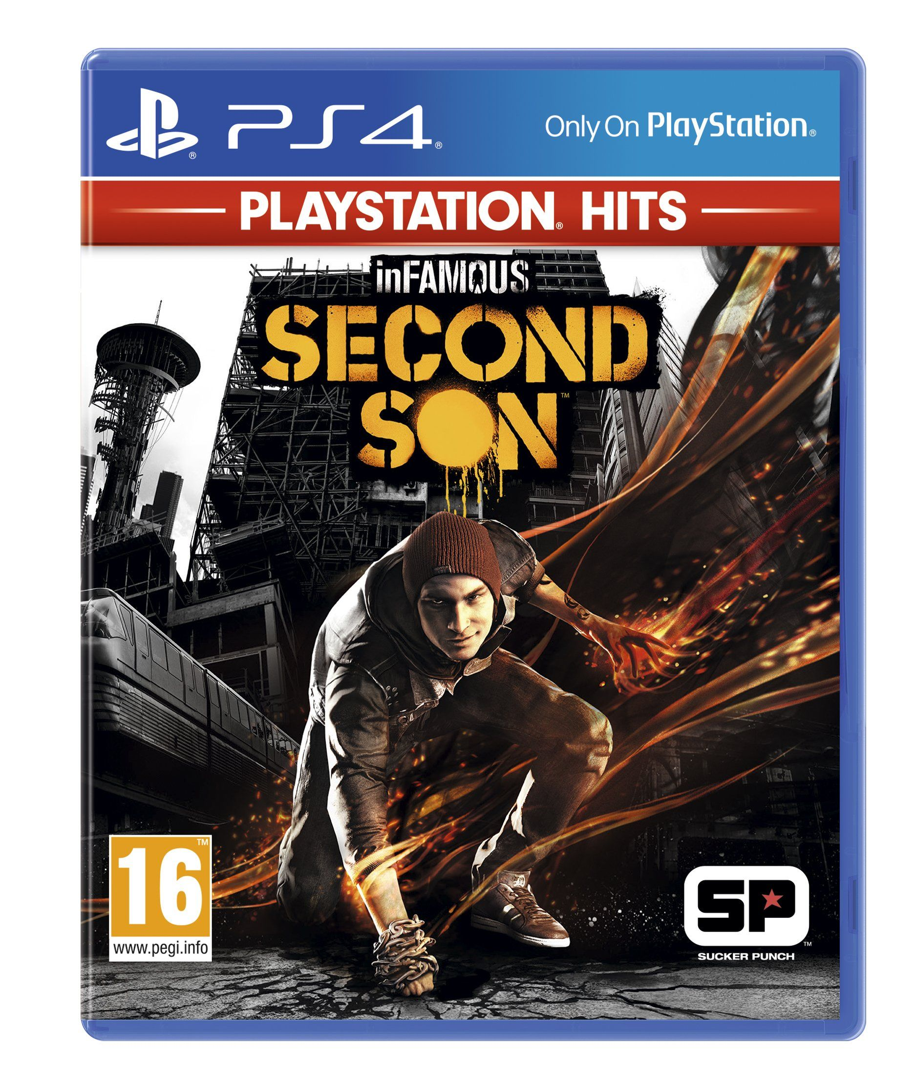 Infamous Second Sun - PlayStation Hits