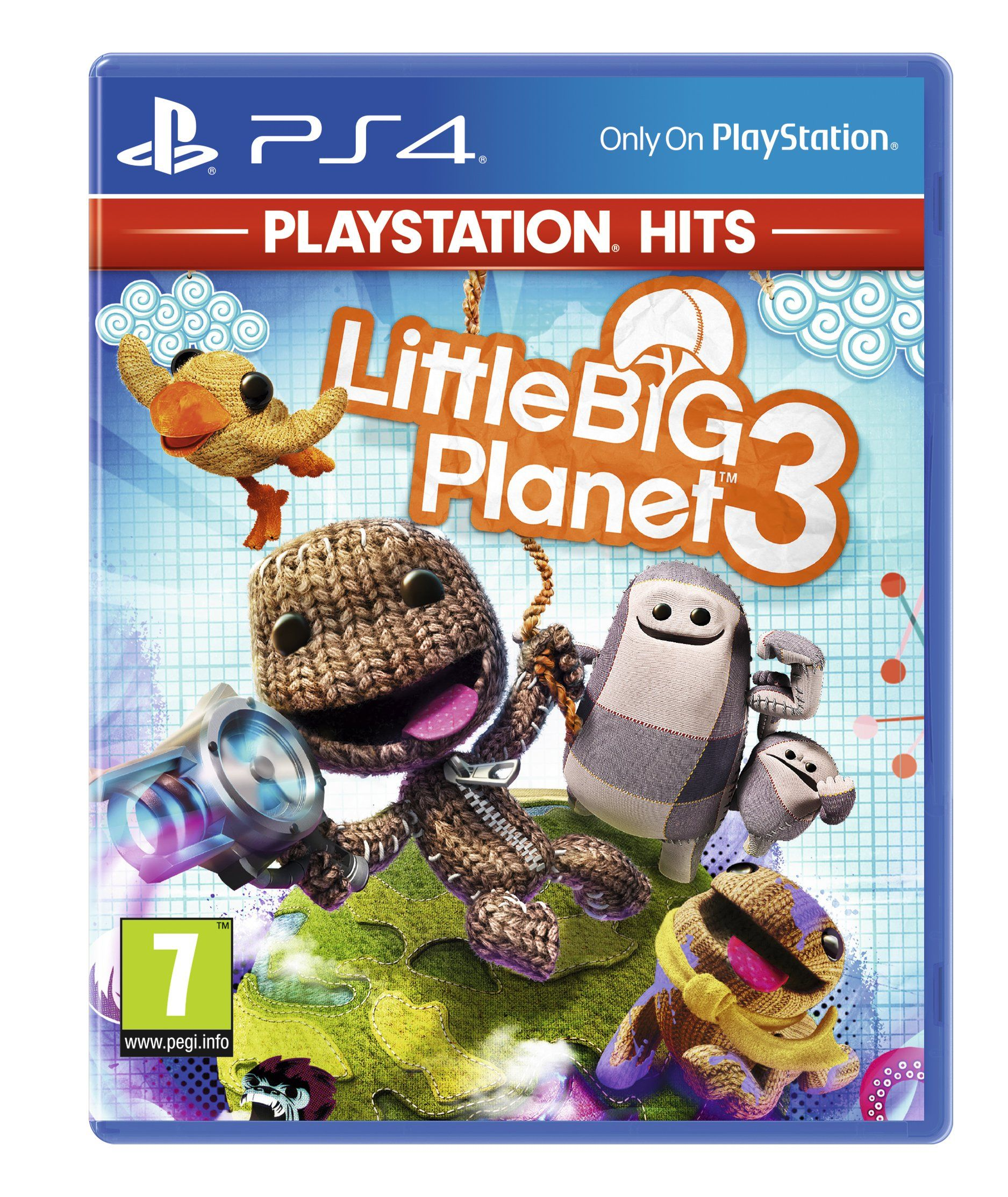 Little Big Planet 3 - PlayStation Hits