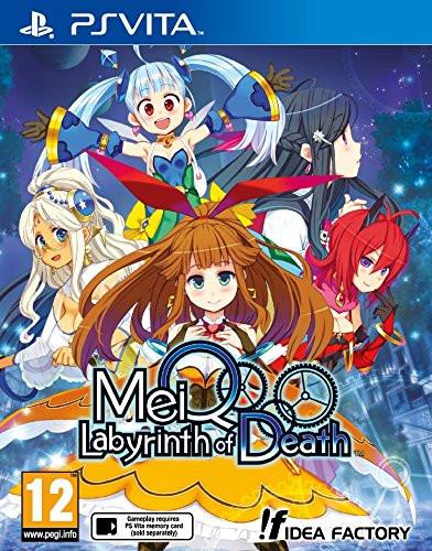 MeiQ:Labyrinth of Death (PlayStation Vita)