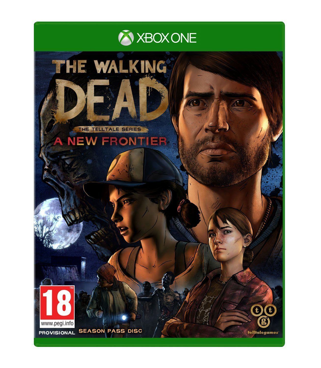 The Walking Dead - The Telltale Series: A New Frontier - Xbox One