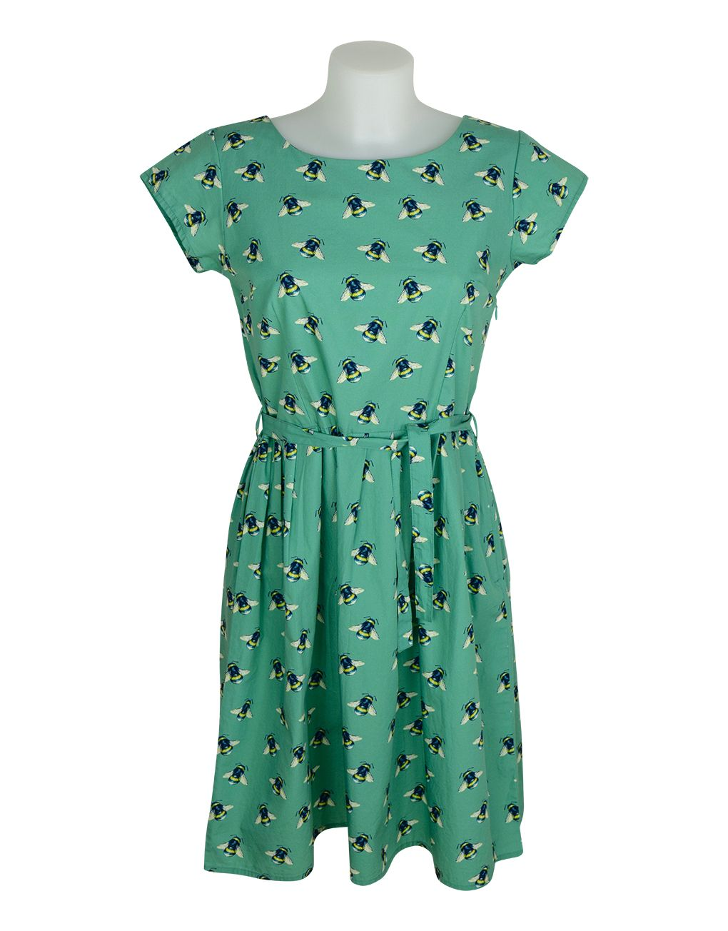 Run & Fly Retro Vintage Bee Dress 10